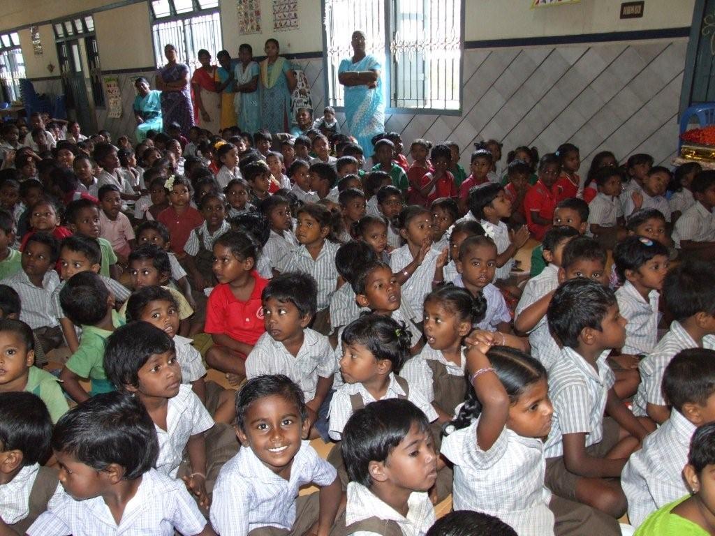 Rotary Belluno in India